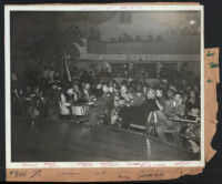 Affair at Club Alabam, Los Angeles, 1940s