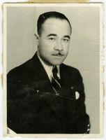 Dr. Dickerson Hawkins, Los Angeles, 1940s