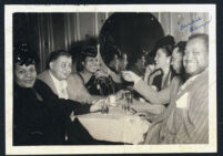 Night out at an Oakland nightclub, 1940s