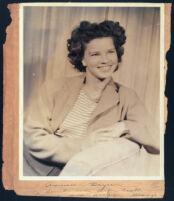 Anise Boyer, Los Angeles, 1940s