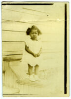 Unidentified African American girl