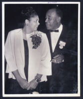 George E. Bryant at Kappa Alpha Psi event, Los Angeles, 1940s