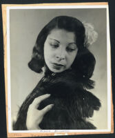Juanita Boisseau, dancer, 1930s