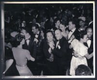 Formal affair with dancing, Los Angeles, 1940s