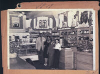Five Star Liquor Store on Central Avenue, Los Angeles, 1940s