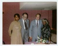 Debra White Hayes, Walter L. Gordon Jr., Sidney A. Jones, Los Angeles, 1980s