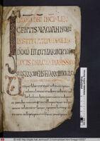 Wolfenbüttel, Herzog August Bibliothek, Cod. Guelf. 513 Helmst.
