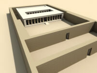 3D Visualization of Middle Kingdom Temple