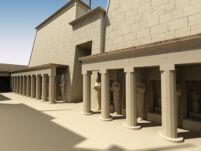 3D Visualization of Fourth Pylon