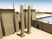 3D Visualization of Seventh Pylon