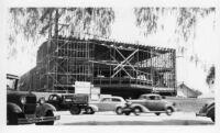 Chino Theatre, construction
