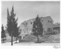 Boasberg House, Westwood, Los Angeles, exterior