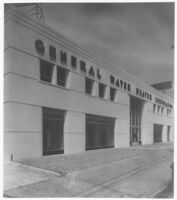General Water Heater Corporation, street elevation