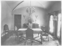 Goldsmith House, Los Angeles, dining room