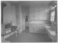 Goldsmith House, Los Angeles, kitchen