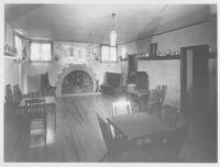 Haddon Hall Apartments, Los Angeles, community room