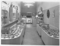 Harwin's Jewelers, interior