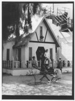 Hotel del Tahquitz, Palm Springs, playhouse