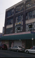 Garment Industry Building
