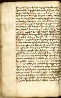 Manuscript No. 17: Menologium and Sermonary, 17th Century