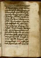 Manuscript No. 36: Liturgical Texts (Fragments), 15th/16th Century