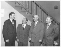 S. Charles Lee, Lee with Councilman Davis