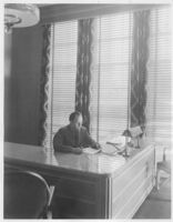S. Charles Lee, Lee at his desk