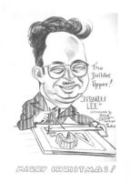 S. Charles Lee, caricature