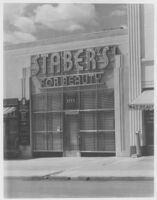 Staber's, storefront