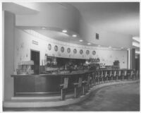 Tower Bowl, San Diego, luncheonette