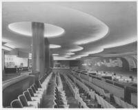 Tower Bowl, San Diego, spectator seats