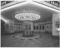 Tower Theatre, Compton, ticket booth