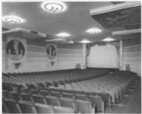 Tower Theatre, Fresno, auditorium