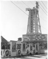 Tumbleweed Theatre, Five Points (El Monte), tower