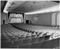 Vern Theatre, Los Angeles, auditorium