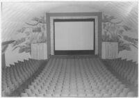Visalia Theatre, Visalia, auditorium