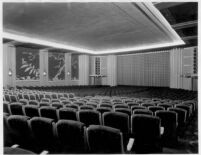 Vogue Theatre, South Gate, auditorium