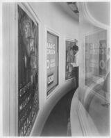 Vogue Theatre, South Gate, poster case