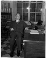 Charles Harrison Whitehead, filing for retirement, 1941