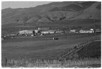 Rural boom town [?], California