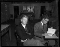 Frank E. Walton and Templeton Peck, Los Angeles, 1930s