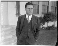 E. Brown, Jehovah's Witness, Redondo Beach, 1936