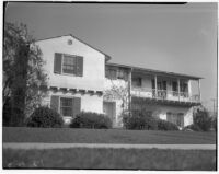 Mansion, Los Angeles, 1936