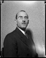 Judge Irvin Taplin, Los Angeles, 1936