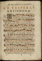 Antiphonarium et hymnarium secundum morem Sanctae Romanae Ecclesiae