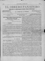 Año 1, número 16. 11 agosto 1895