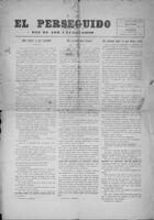 Año 1, número 1. 18 mayo 1890