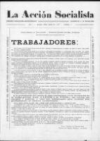Año 1, número 11. 11 enero 1905