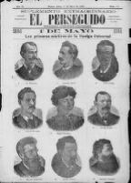 Año 2, número 21. 1 mayo 1891