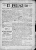 Año 2, número 22. 17 mayo 1891